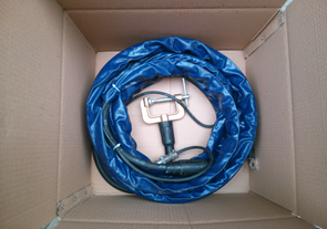 Ground cable package