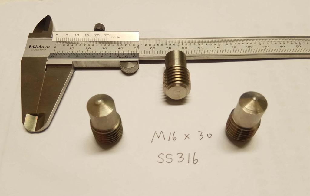 SS316 shear studs