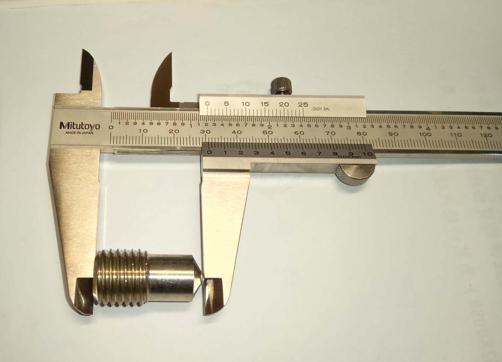 S316 arc stud length 30mm