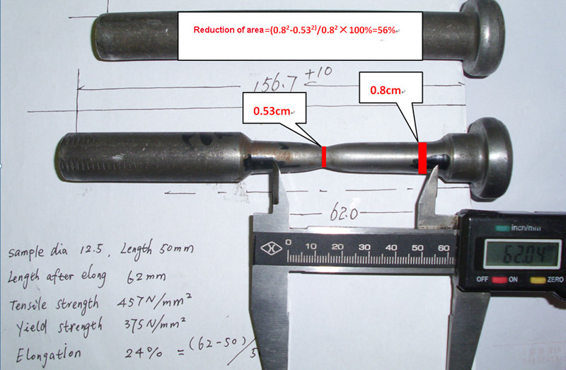 Reduction for area of shear stud_Sino Stone